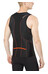 2XU Perform Tri Singlet Men black/desert red